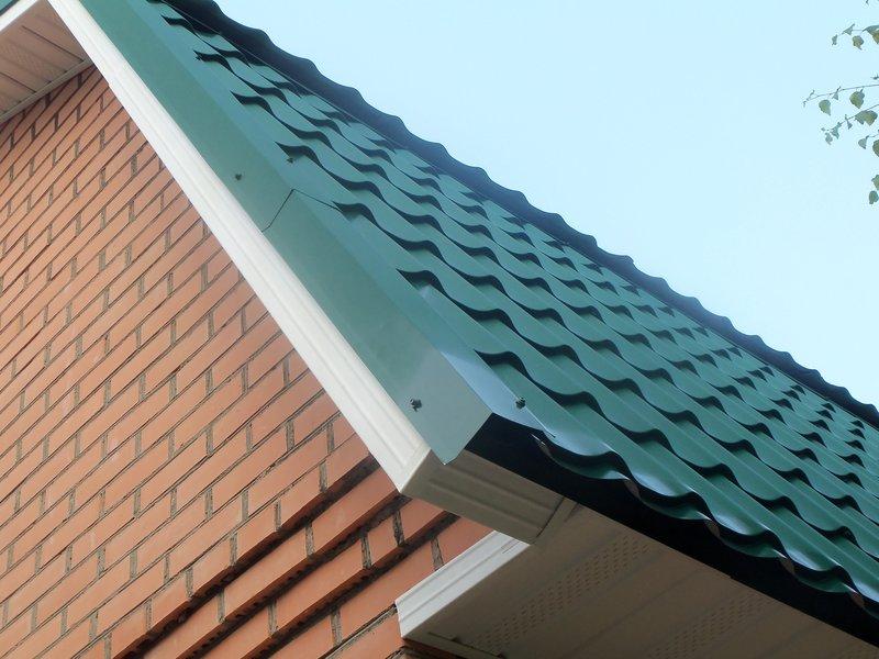 ветровик на крышу дома фото
